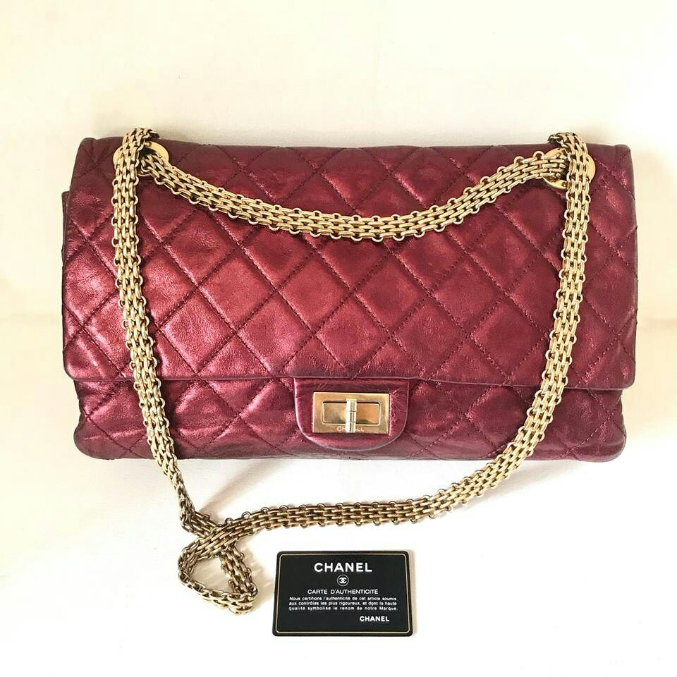 Jual Tas Chanel Preloved Second Bekas Original Authentic Branded Bag ... 407c815e79