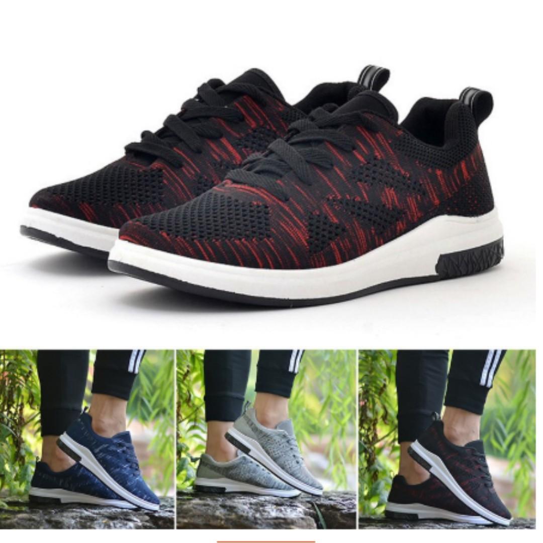 e12f462be7b5 Korean Men s Sports Shoes Sneakers Low Top