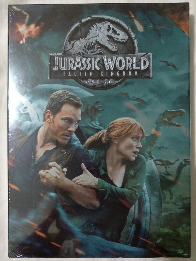 [Movie Empire] Jurassic World - Fallen Kingdom - Movie DVD