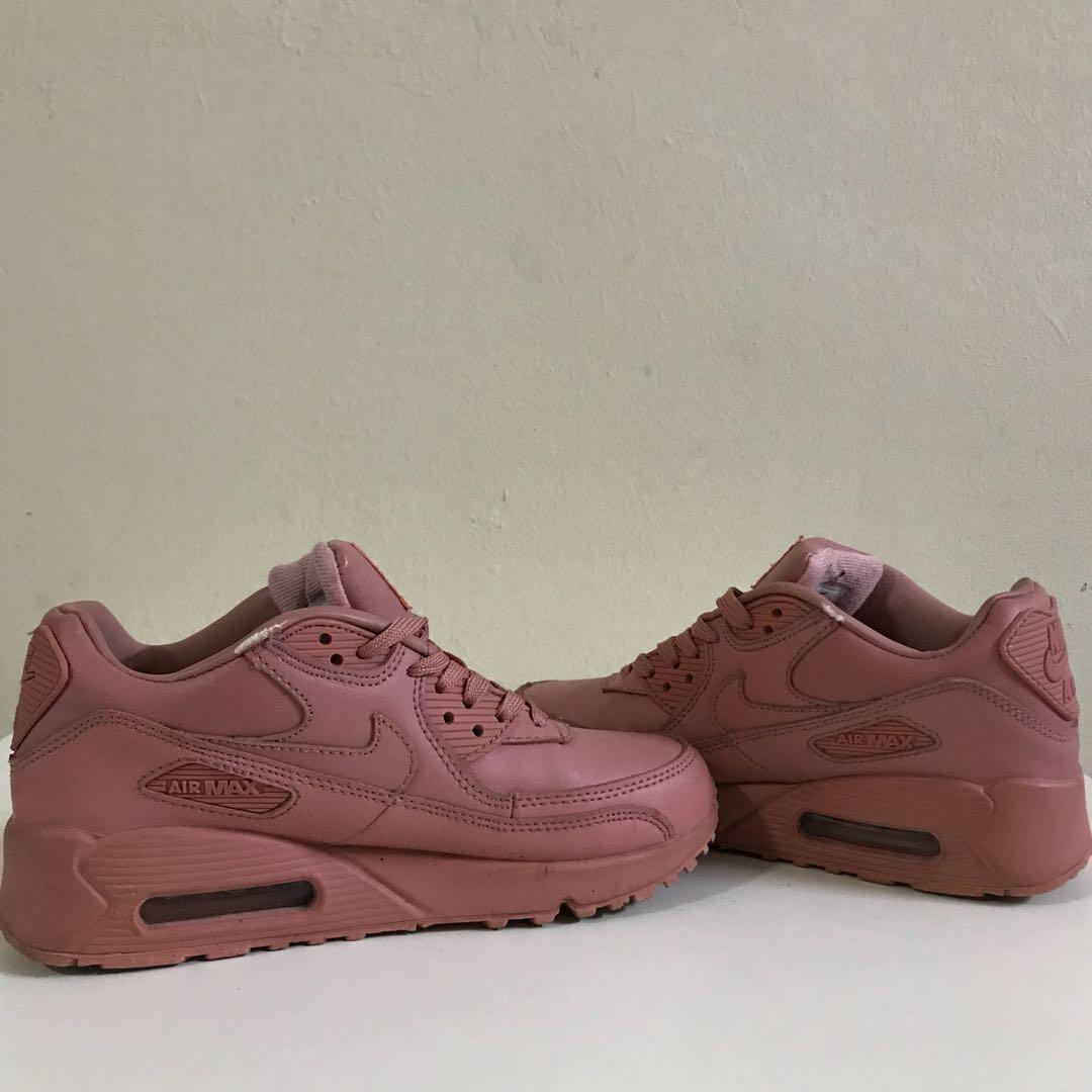 01c6c340a976 Nike Airmax Thea Rose Gold