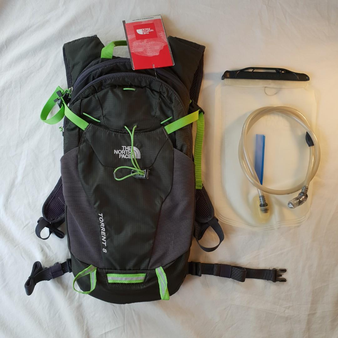 Wielka wyprzedaż nowy produkt nowy koncept North Face - Torrent 8 Hydration Pack, Sports, Sports ...