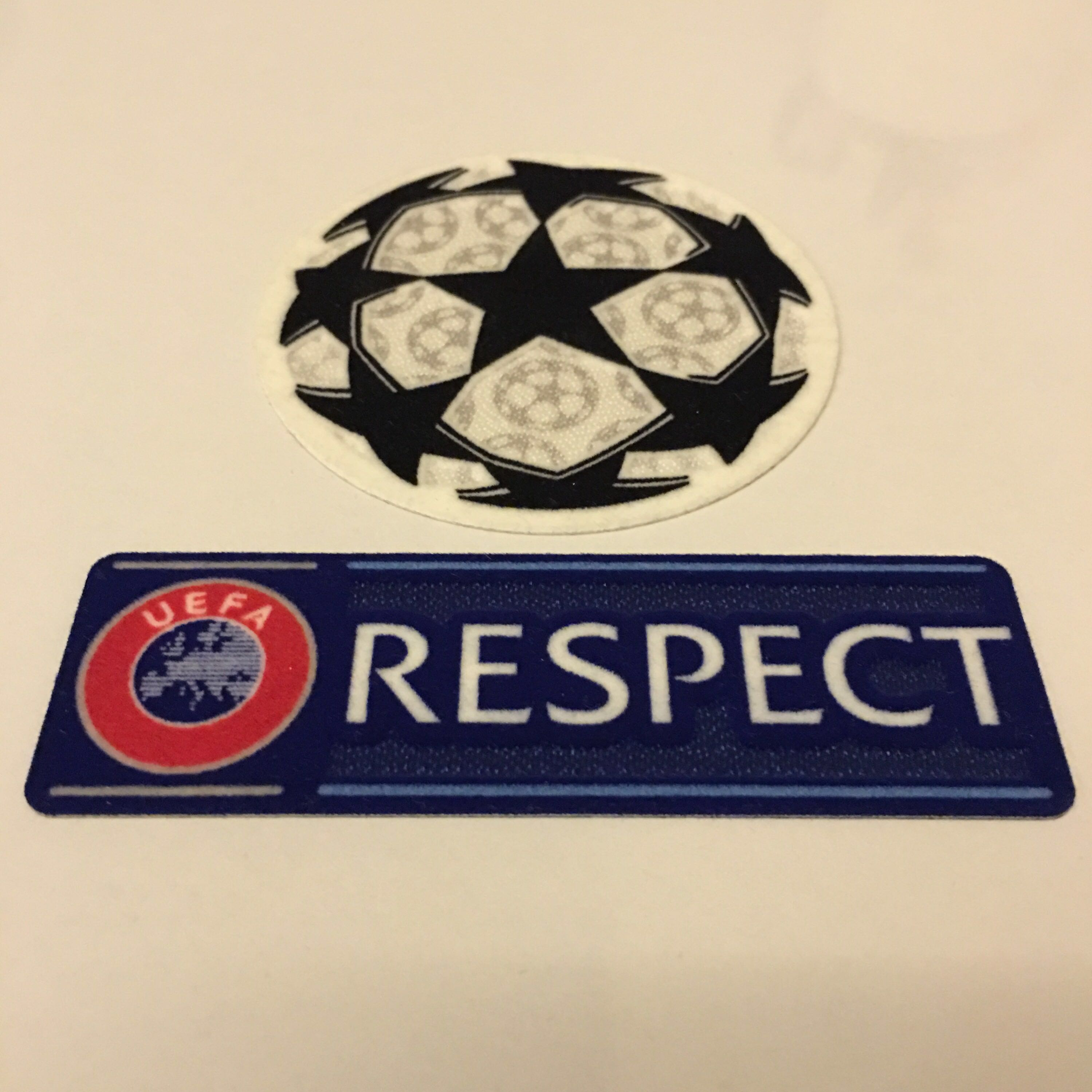 2744b94e9 Official UEFA Champions League Starball and Respect 2012-19 Senscilia Patch