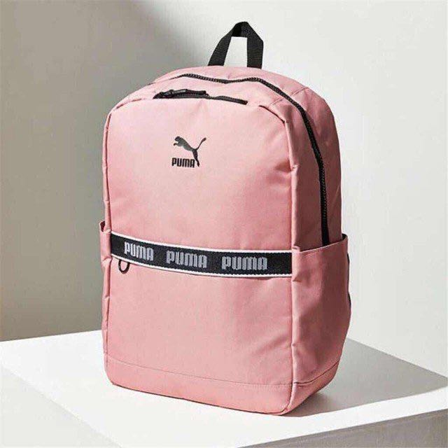 eb1b750295 Puma Canvas Backpack   Outdoor Bag   School Bag   Laptop Bag ...