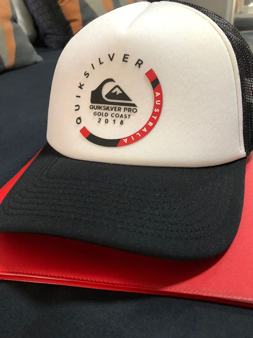 7ad740935ef16 Quiksilver Pro Limited Edition Event Trucker Cap