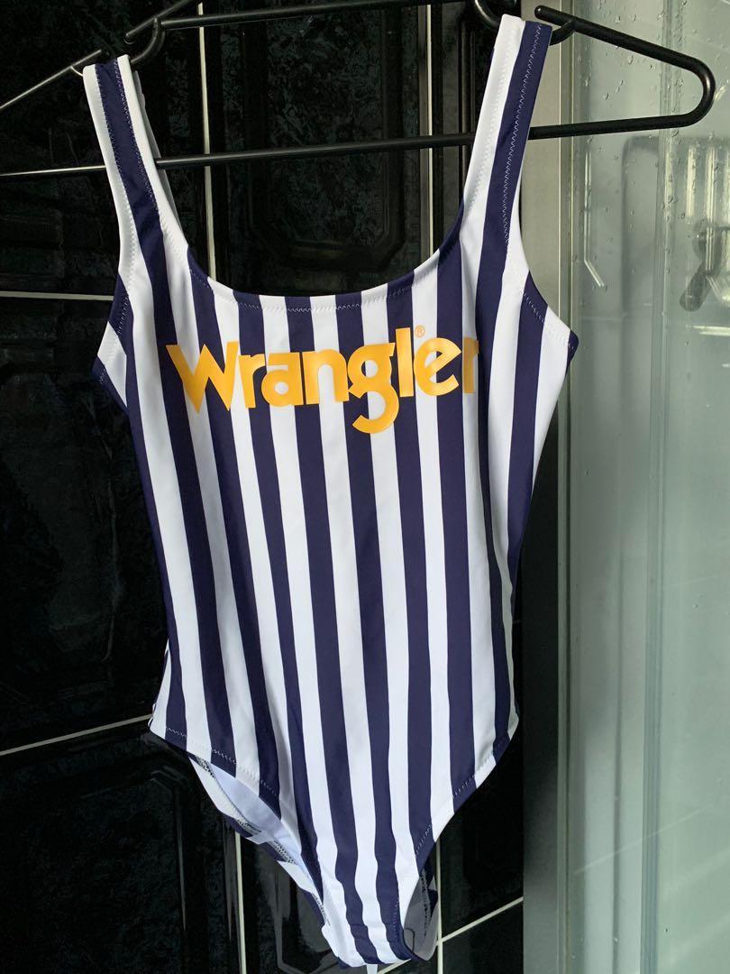 Wrangler one piece swimsuit