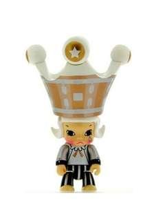 Toy2r x Kennyswork Molly Qee series 2 (Drum Drum) 別色1隻