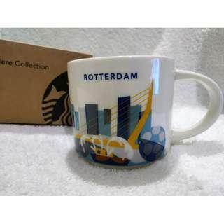 starbucks mug rotterdam Netherland 2018