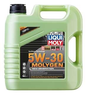 LIQUI MOLY MOLYGEN 5W30 4L Fully Synthetic Engine Oil