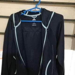 Adidas authentic jacket