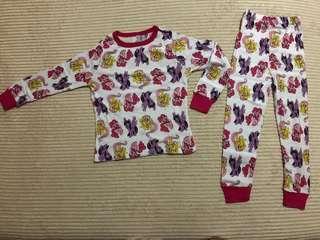 Baby Pyjamas Pony Sleepwear