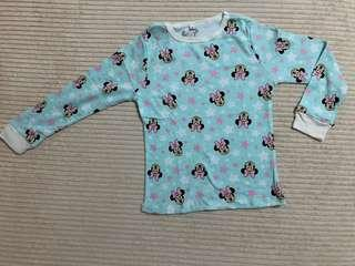 Kids Pyjamas Minnie Mouse Sleepwear