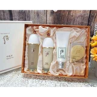 🚚 The History Of Whoo Myung Eui Hyang All-In-One 2pcs Special Set