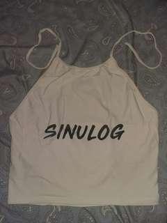 SINULOG CROP TOP