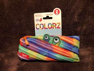 Brand new Zipit colorz monster pouch 全新彩色怪獸拉鍊筆袋