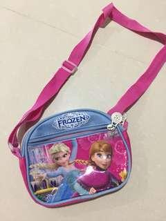 Preloved sling frozen bag