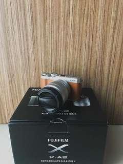 FUJIFILM X-A2 FULLSET CICILAN 0%