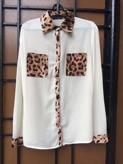 Bottomline Clothing Women's chiffon top Ref: F21 Zara