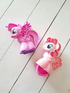 Pony roller play doh