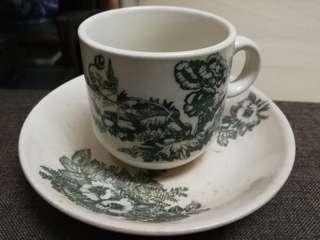 antique kopitian coffee cup set royal classic