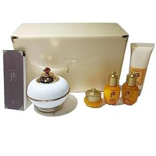 🚚 The History of Whoo Myunguihyang Secret Court Cream 50ml Special Limited Set
