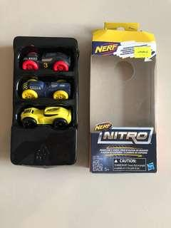 Nerf Nitro Foam Car 3 Pack C0778 by Hasbro