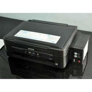 🚚 Epson L350 All in One printer (needs servicing)