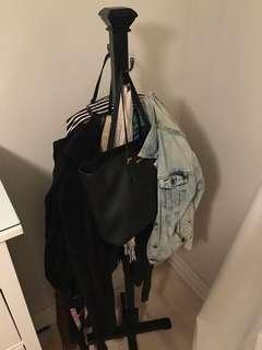 Coat and Bag Hanger