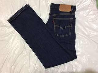 Blue Maong Pants