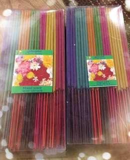 泰國天然花香味線香
