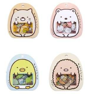 (PO) sumikko gurashi stickers
