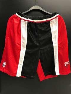 🚚 NBA 公牛隊 老品球褲 bulls vintage