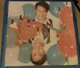 鄭敬基 8990精選 黑膠唱片LP ANITA 酒杯敲鋼琴
