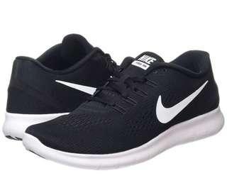Nike Runners (US 6.5Y/Black)