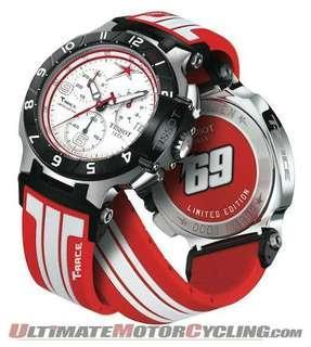 Jam Tangan TISSOT T-Race Moto GP Champion 2888  Premium