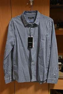 🚚 Hang ten 格子襯衫