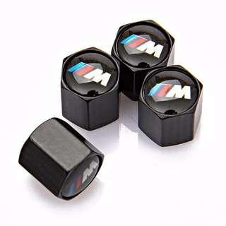 Tire Air Valve Caps for BMW / Mpower