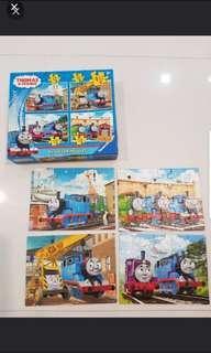 Thomas Train Puzzles