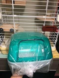 龍貓沖涼浴室