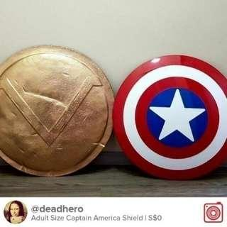 Captain america adult size/cosplay