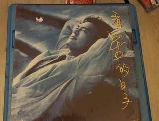 鍾鎮濤 看星的日子 黑膠唱片LP 紅葉斜落我心寂寞時