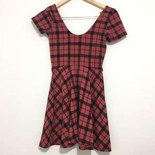 Forever 21 Plaid Dress