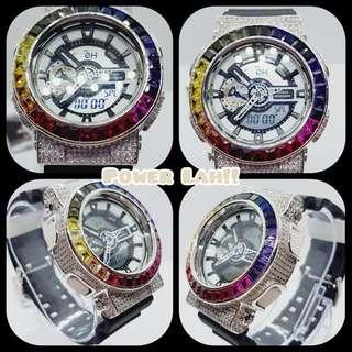 G shock customize watch