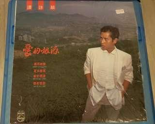 譚詠麟 愛的根源 黑膠唱片LP