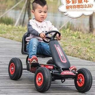 Champion Go Cart Pedal Type Ride On Bicycle For Kids