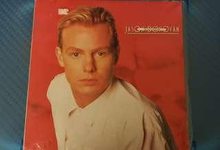 Jason Donovan 黑膠唱片LP Especially for you Sealed with the kiss
