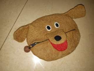 可愛小狗 pouch