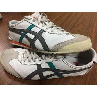 Onitsuka Tiger LEGIT Mexico 66 white gray sneakers shoes US 10.5 SRP P5,800
