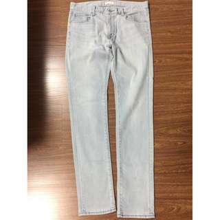 Uniqlo skinny fit stretch low rise jeans maong pants SRP 2k