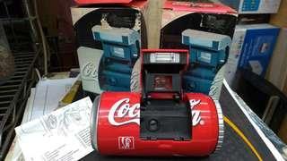 可口可樂caca cola絕版相機