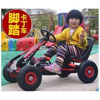 Formule 01 Go Cart Pedal Type Ride On Bicycle For Kids